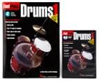 Fast Track Drums 1 Starter Pack Book & DVD 1