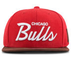 Mitchell & Ness Chicago Bulls Unite Snapback - Red 1