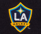 Mitchell & Ness LA Galaxy Team Colour Knit Beanie - Black 4