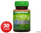 Cenovis Krill Oil + Fish Oil 30 Caps 1