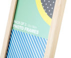 Cooper & Co. 13x18cm 3-Pack Trinity Frame - Natural Wood 6