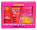 Anatomicals Another Fine Stress We've Gotten You Out Of 4-Piece Relaxing Bath Kit 1