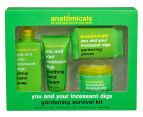 Anatomicals You & Your Incessant Digs 4-Piece Gardening Survival Kit 1