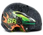 Hot Wheels Multi-Sport Helmet - Black 2