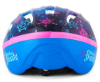Frozen Kids' Helmet -Blue/Purple 3