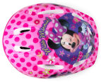 Minnie Mouse Toddler Helmet - Pink 4