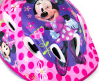 Minnie Mouse Toddler Helmet - Pink 5