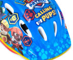 Paw Patrol Toddler Helmet - Blue 5