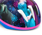 Frozen Kids' Helmet -Blue/Purple 5
