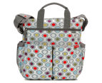 Skip Hop Duo Signature Diaper Bag - Multi 1