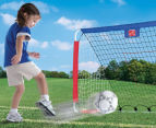 Step2 Kickback Soccer Goal and Pitchback 2
