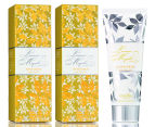 2 x Evodia Hand Cream 100mL - Lemon Myrtle 1