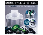 Polder Style Station - White/Silver 6