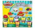Play-Doh Sweet Shoppe Lunch Time Creations 1