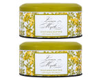 2 x Evodia Soap Tin Set 200g - Lemon Myrtle 1
