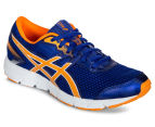 ASICS Grade School Kids' GEL-Zaraca 5 GS Shoe - ASICS Blue/Autumn/White 2