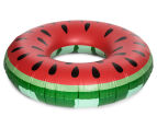BigMouth Inc. Giant Pool Float Watermelon Slice - Red/Green 3
