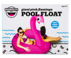 BigMouth Inc. Pink Flamingo Pool Float - Pink 5