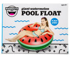 BigMouth Inc. Giant Pool Float Watermelon Slice - Red/Green 5