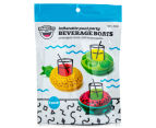 BigMouth Inc. Assorted Tropical Drink Floats 3-Pack - Multi 6