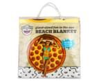 BigMouth Inc. Gigantic Pizza Beach Blanket - Multi 6