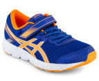 ASICS Pre-School Kids' GEL-Zaraca 5 PS Shoe - ASICS Blue/Autumn/White 2