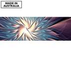 Shining Soul 90x30cm Canvas Wall Art 1