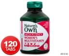 Nature's Own Mega Potency Women's Multivitamin 120 Tabs 1