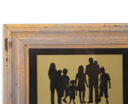 Wooden Collage Photo Frame - Multi 3