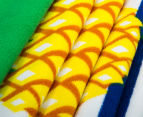 Round Beach 150cm Towel - Pineapple 5