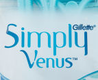 2 x Gillette Simply Venus Disposable Razors 8pk 6