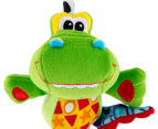 Playgro Dingly Dangly Snappy The Alligator - Green 2