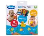 Playgro Bath Play Pack 6