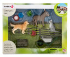 Schleich Feeding On The Farm Playset 2