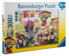 Ravensburger 300 XXL Piece Puzzle - Laundry Day 2
