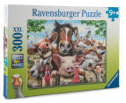 Ravensburger 300 XXL Piece Puzzle - Say Cheese! 2