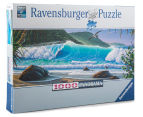 Ravensburger 1000 Piece Panorama Puzzle - Catch A Wave 2