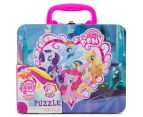 My Little Pony Lunch Tin w/ 48-Piece Puzzle - Pink/Multi 1