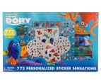 Finding Dory Sticker Sensations 772-Piece Set 1