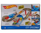 Hot Wheels City Speedway Playset 2
