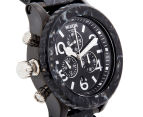 Nixon Men's 42mm Chrono Watch - Black/Silver/Multi 3