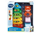VTech Baby Stack, Sort & Store Tree Building Blocks - Multi 2