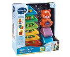 VTech Baby Stack, Sort & Store Tree Building Blocks - Multi 3