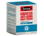 2 x Swisse Hibiscus Anti-Aging Night Cream 50mL 2
