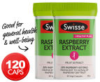 2 x Swisse Raspberry Extract 60 Caps 1