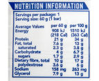 15 x Atkins Lift Low Carb Protein Bar Chocolate Chip Cookie Dough 60g 3