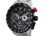 Pulsar 45mm Supercars Chronograph Watch - Silver 3