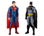 DC Comics Batman & Superman Figures 2