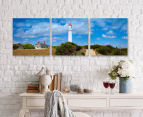 Aireys Inlet 50x50cm 3-Part Canvas Wall Art Set 2