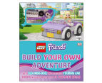 Lego Friends: Build Your Own Adventure Book 1
